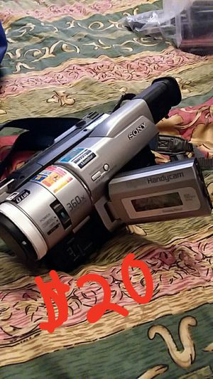 A sony camcorder, works great, priced to sell. 20 bucks for Sale in Parkersburg, WV