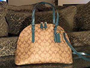 Coach Domed Satchel Crossbody Handbag Purse for Sale in Mesa, AZ