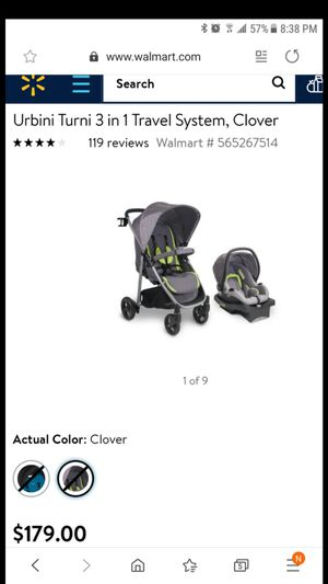 Baby stroller set for Sale in Dallas, TX
