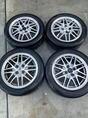 Acura integra rim set for Sale in Colton, CA