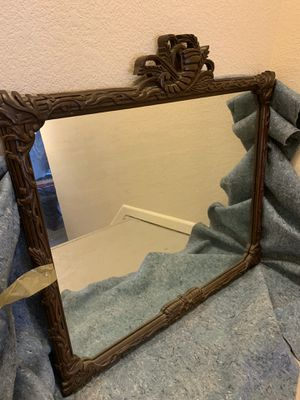 Antique Wall Mirror for Sale in Aurora, CO