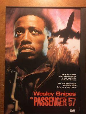 Passenger 57 - Wesley Snipes - DVD Movie for Sale in Harrodsburg, KY