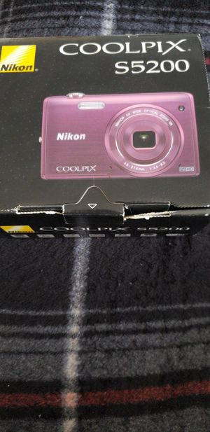 Nikon coolpix digital camera (brand new nvr used) for Sale in Port Charlotte, FL