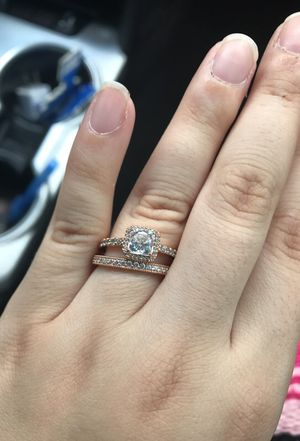 Rose gold ring for Sale in Houston, TX