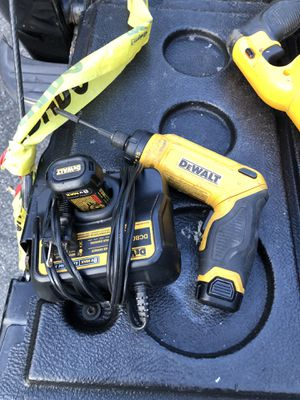 Dewalt 20v switched to Milwaukee for Sale in Billerica, MA