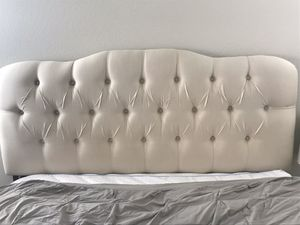 Satin Headboard for Sale in Spring Valley, CA