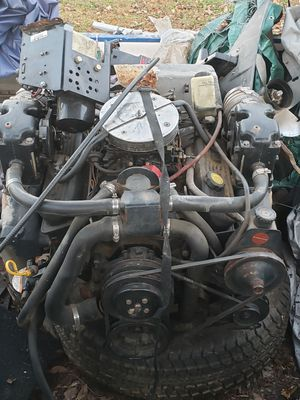 Merc cruiser alpha 1 engine and take the boat too if u want it for Sale in Paradise, PA