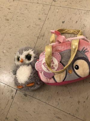 Furry stuffed animal for Sale in San Jose, CA