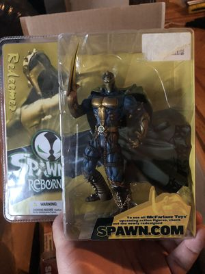 Spawn Reborn Series 3 Redeemer - Action Figure McFarlane Toys for Sale in Brooklyn, NY