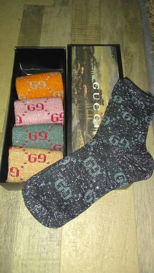 2020 GG socks (5 pack) for Sale in Glenn Dale, MD