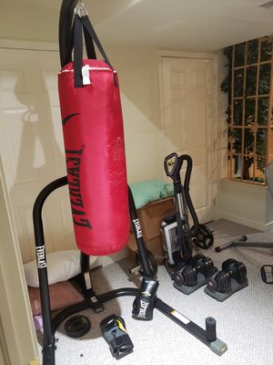 80lbs punching bag for Sale in Parker, CO