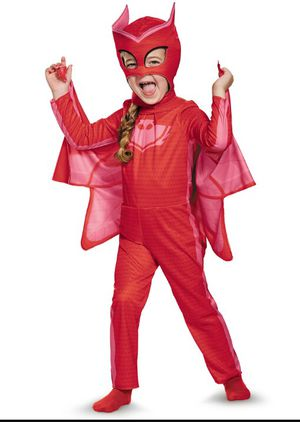 Pj Masks Owlette Costume - Size: (3T-4T) for Sale in Cleves, OH