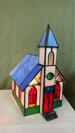 """Stained Glass Collectables - """"Town Church """" for Sale in Allen Park, MI"""