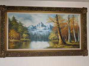 Original Oil Painting for Sale in Battle Ground, WA
