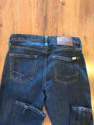 Men's Vans jeans - v76 skinny jeans - 30x32 - like new for Sale in AZ, US