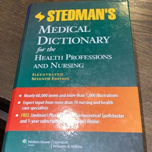 Stedmans Medical Dictionary for Sale in Kent, WA