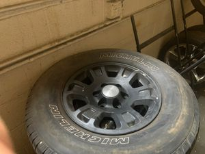 Michelin gmc tires for Sale in Warren, MI