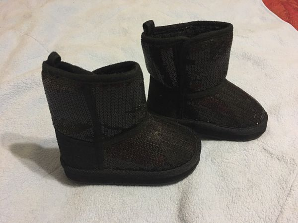 Sparkly Toddler Boots