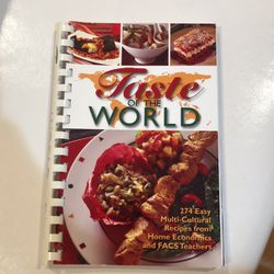 Taste Of The Word Cook Book for Sale in Temple City,  CA
