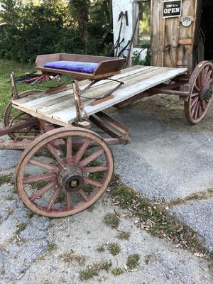 Buckboard Wagon for Sale in Lebanon, CT