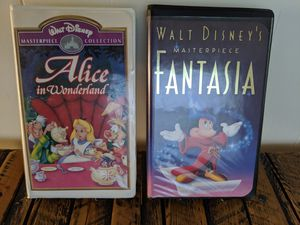 Classic Disney films masterpiece collection for Sale in Menomonie, WI