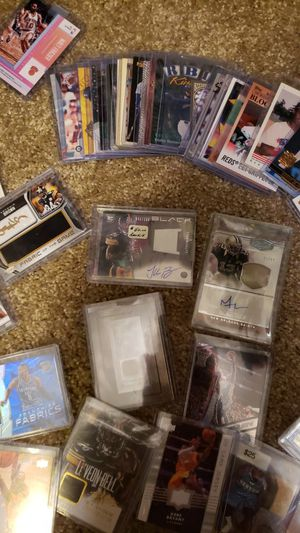 Basketball, football, and baseball card collection for Sale in Sandy, UT