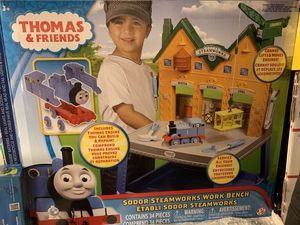 Thomas & Friends Sodor Steamworks Work Bench for Sale in Herndon, VA