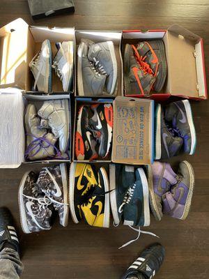 Sb, Nikes, Jordans for Sale in Tacoma, WA