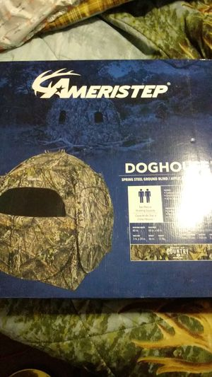 New ameristep ground blind the doghouse for Sale in Fort Myers, FL