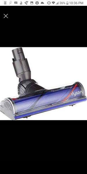 Dyson motorhead attachment V6 cordless for Sale in BROOKSIDE VL, TX