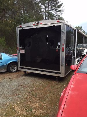 2007 toy hauler trailer for Sale in NC, US