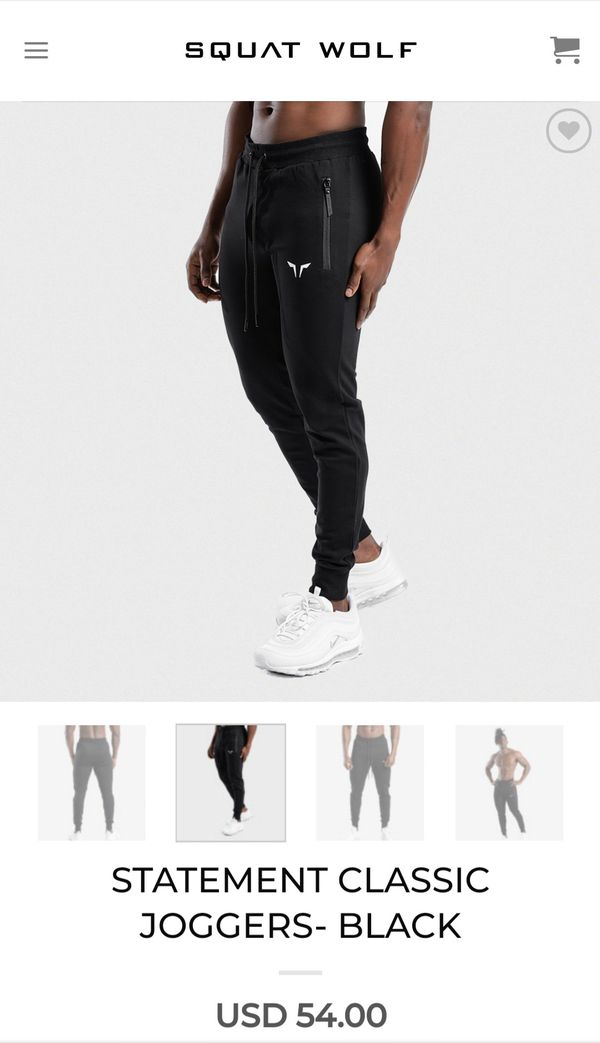 741ac3897 Joggers by Squat Wolf for Sale in South Pasadena, CA - OfferUp
