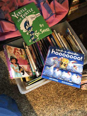 Tote of children's books for Sale in Kennewick, WA