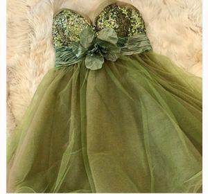 SHERRI HILL PROM DRESS SZ 12 for Sale in Bonita, CA