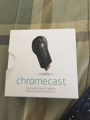 Chromecast stick for Sale in Sacramento, CA