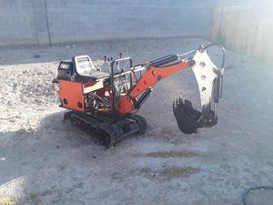 Mini excavator $8000 for Sale in Las Vegas, NV