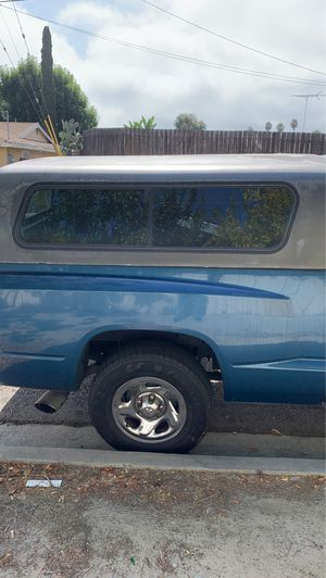 Camper shell dodge truck 2002 to 2006 for Sale in Oceanside, CA