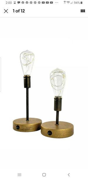 Retro Edison Style Table Lamps – Vintage Industrial Table Lamps for Sale in Holiday Hills, IL