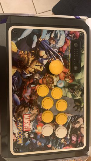 Marvel Vs Capcom Fightstick Limited Collectors Edition (PS3) for Sale in Long Beach, CA