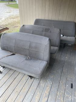 Van seat three rows for Sale in Prattville,  AL