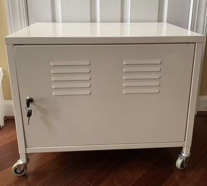 Metal Storage Stand with Wheels Printer Office for Sale in Hillsborough, NC