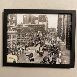 Historical Photo Of Downtown Portland for Sale in Sherwood, OR