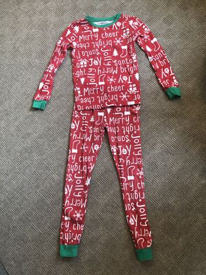 Carter's Girls Pajamas Size 10 Christmas Red for Sale in Seattle, WA
