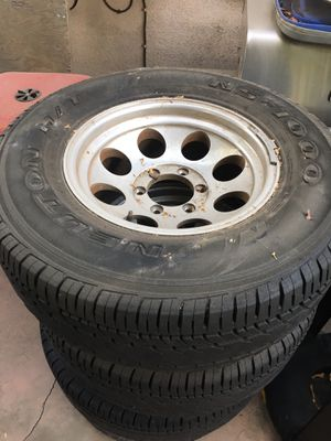 Tires P265 70 R16 for Sale in Phillips Ranch, CA