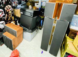 Polk Audio Home Theater Speaker Setup for Sale in Portland, OR