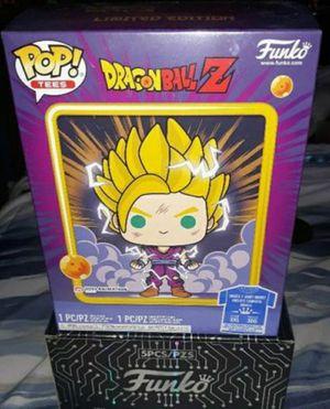 GITD Gohan Gamestop Funko pop DragonBall z 3XL for Sale in Los Angeles, CA