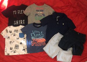 Lot of toddler boys name brand clothing size 18-24 month for Sale in High Point, NC