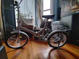 Folding bike $250$ for Sale in Chicago, IL