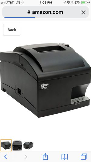clover point of sale and extra kitchen printer for Sale in West Mifflin, PA