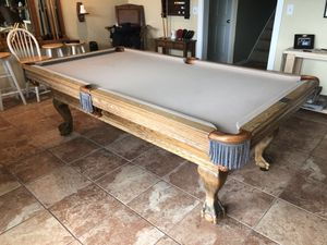 All American Recreation Pool Table for Sale in Minnetrista, MN